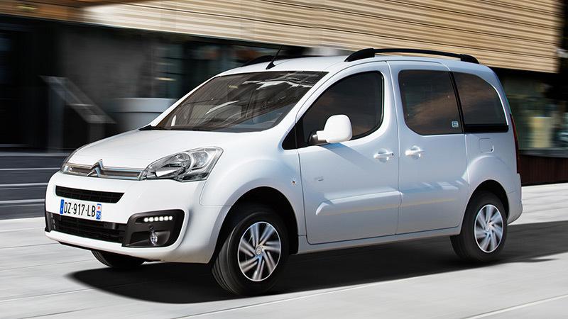 Citroën E-Berlingo Multispace 2017 Specs, Design & Details