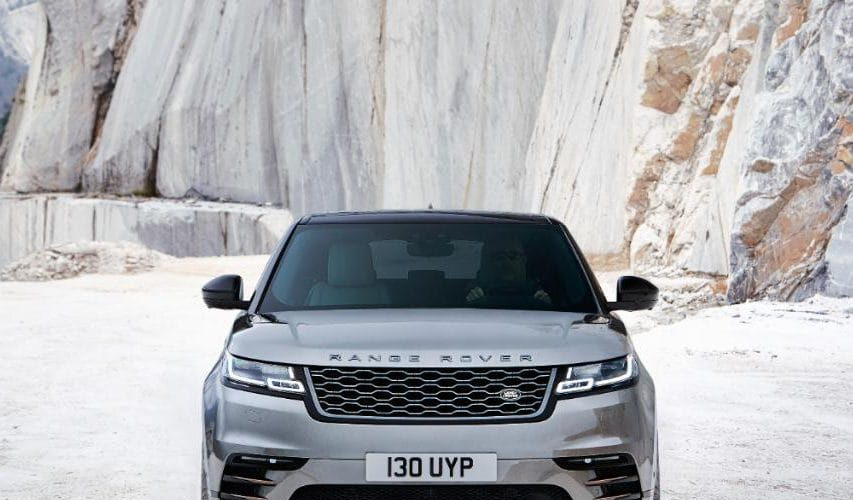 Range Rover unveils its new Velar, here Is The Specs and Details