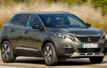 2017 Peugeot 3008 Specs And Details