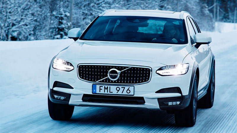 Volvo V90 Cross Country 2017 Review and Details
