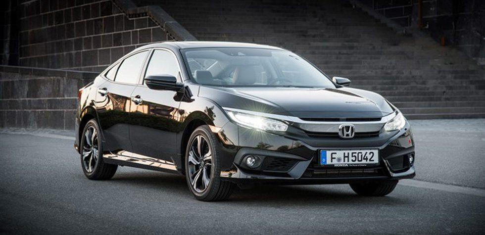 2017 Honda Civic Sedan Price, Specs and Details, Starts From 24,940 euros