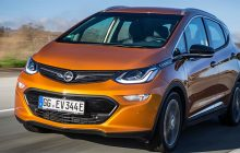 2017 Opel Ampera-e Specs And Details
