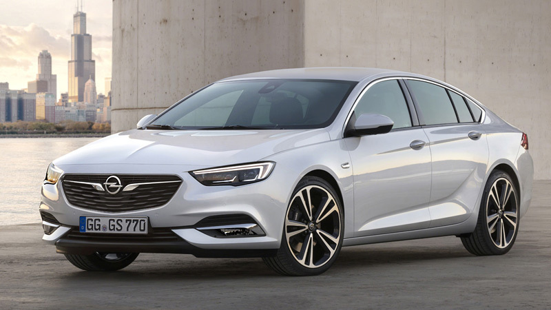 2017 Opel Insignia Grand Sport Specs and Details