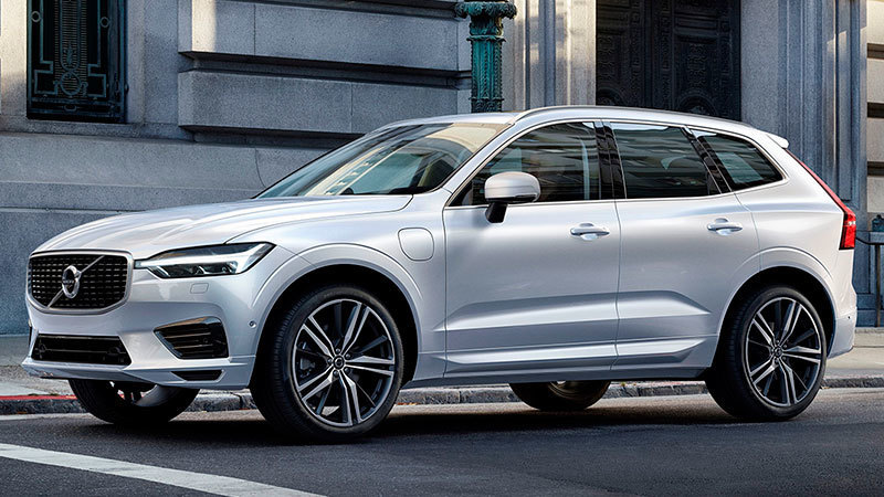 2017 Volvo XC60 Specs, Price and Details