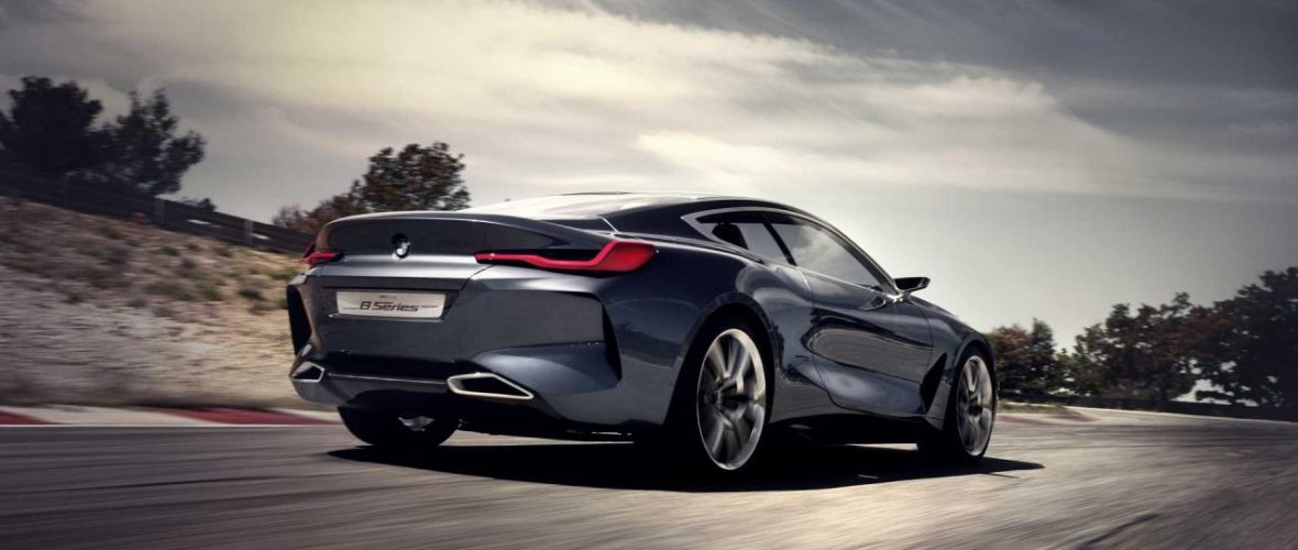 BMW 8 Series Concept, worthy of its prestigious name?