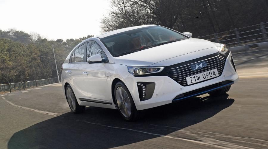 Hyundai Ioniq HEV 1.6-GDi 141 CV Style Comsuption Test