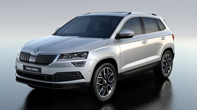 Škoda Karoq 2018 Specs and Details