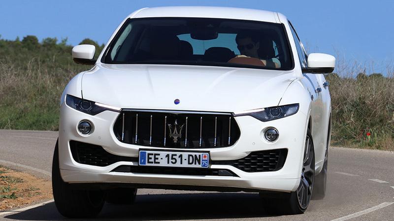 Maserati Levante 2016 Specs and Details