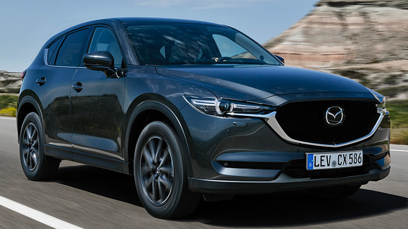 Mazda CX-5 2017 Specs and Details