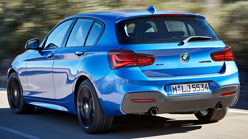 2017 BMW 1 Series Specs and Details