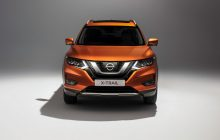 2017 Nissan X-Trail Facelift Gets Semi-Autonomous Tech