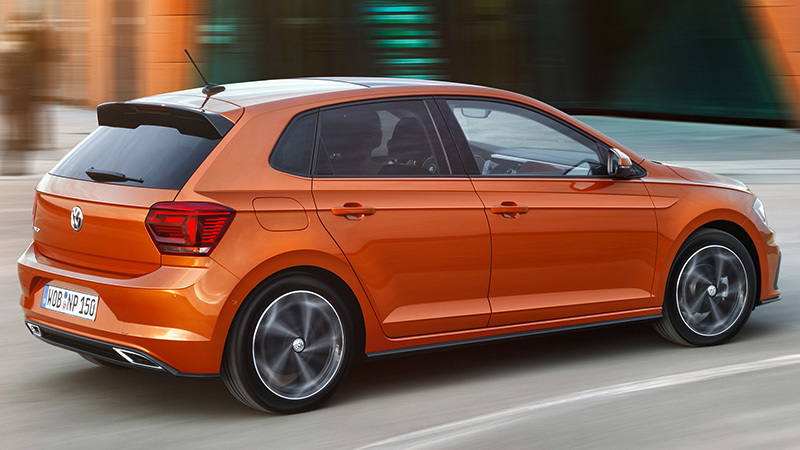 2017 Volkswagen Polo 5p Specs  and Details