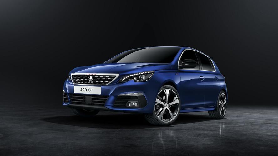 2018 Peugeot 308 Redesign