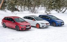 Seat Leon III ST Cupra 2.0-TSI 300 CV DSG 4-Drive Test and Review