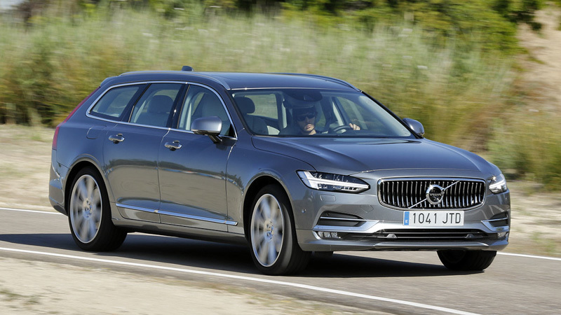 Volvo V90 2016 Specs and Review