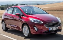 2017 Ford Fiesta Specs and Details