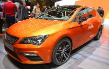 2017 Leon Cupra Facelift Specs and Price