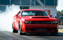 2018 Dodge Challenger SRT Demon First Drive