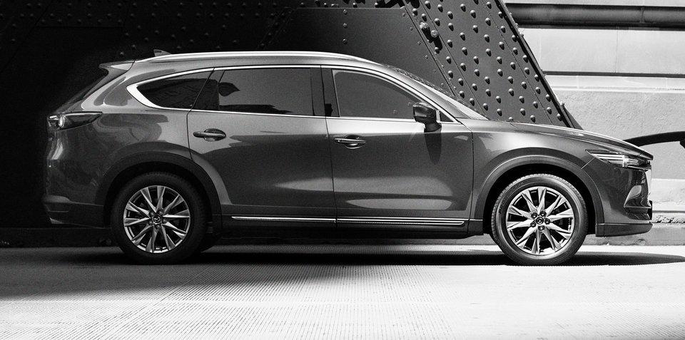 2018 Mazda CX-8 Revealed