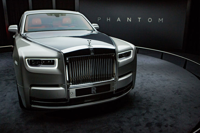 2018 Rolls-Royce Phantom Redesign, Specs and Details
