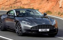 Aston Martin DB11 Coupe 2016 Specs and Details