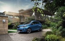 Electric vehicle: the Renault Zoé in great shape!