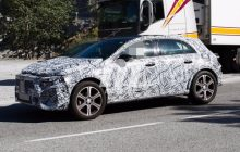 Mercedes GLA 2020 Spy Shots : the second generation crossover is set in SpainReview