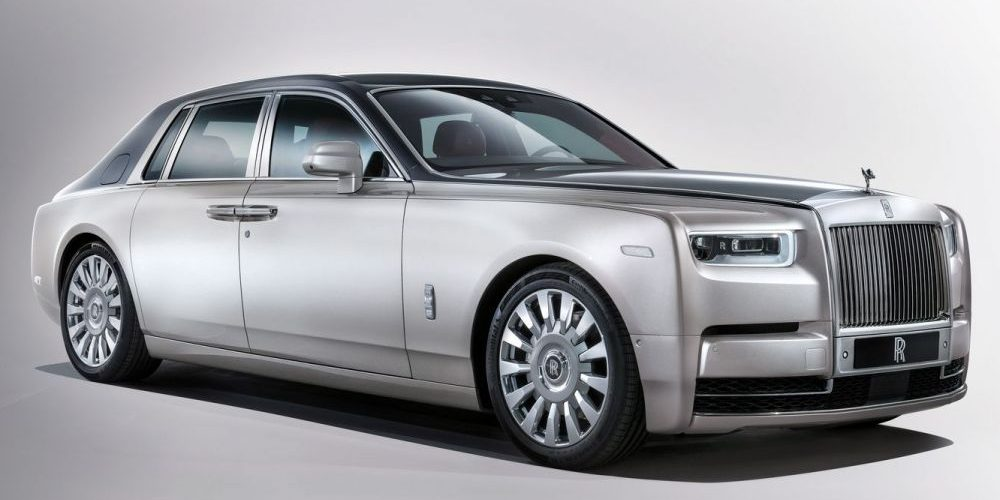 Rolls-Royce Phantom, Bavarian blood nobility