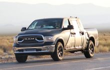 Spied! Next-Gen Ram 1500 Prototype Tests in Death Valley