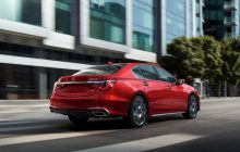 2018 Acura RLX : The renewed flagship of Honda