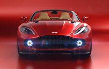 2018 Aston Martin Vanquish Zagato Volante Will be presented live on Pebble Beach