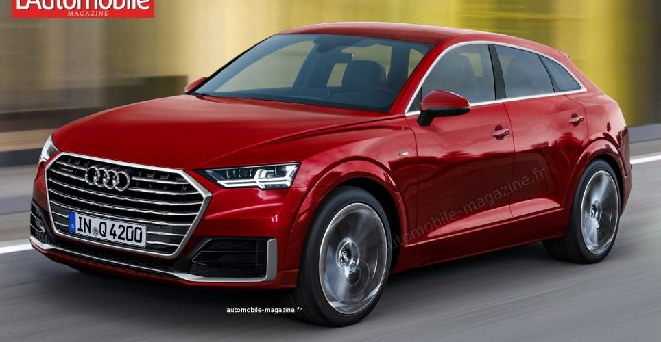 2018 Audi Q3 spotted testing, Better pictures