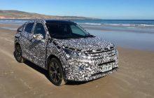 2018 Mitsubishi Eclipse Cross undergoes Australian testing