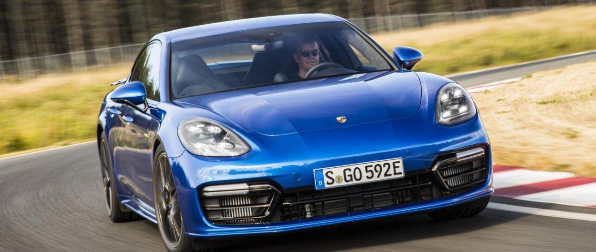 2018 Porsche Panamera Turbo S E-Hybrid Review: the future is impressive