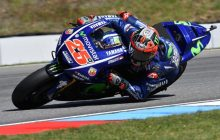 Marc Marquez paints the face to his rivals to win in Brno