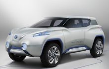 Nissan Terra, Next-gen Nissan Leaf-based electric SUV