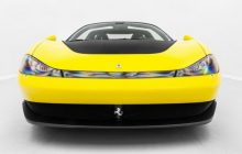 One of the six Ferrari manufactured Pininfarina Sergio appears for sale