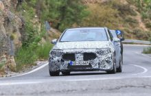 Prototype Of The Future Mercedes-AMG A45 Surprised On Public Road