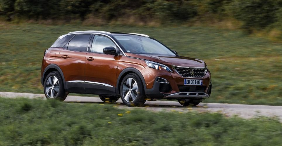 Review Of Peugeot 3008 1.2 PureTech 130 EAT6: The standard meter