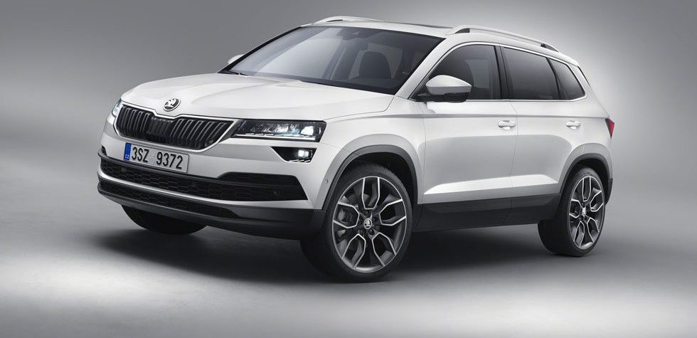 Skoda Karoq Price In Germany