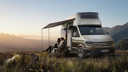 Volkswagen California XXL, the concept that would materialize a perpetual vacation