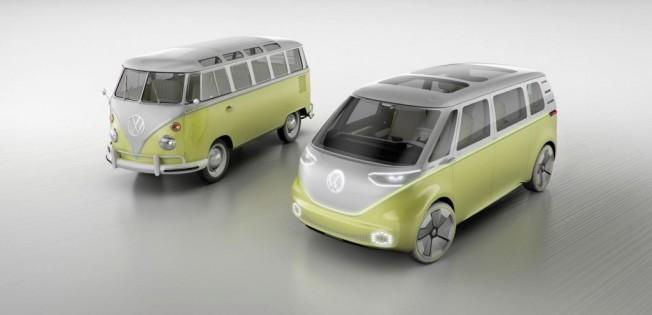 Volkswagen unveils new ID Buzz production details