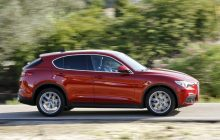2017 Alfa Romeo Stelvio Review