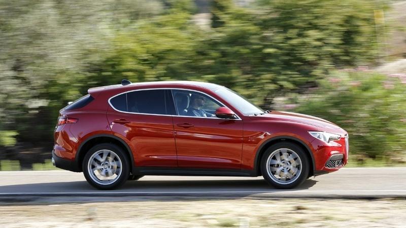 2017 Alfa Romeo Stelvio Review