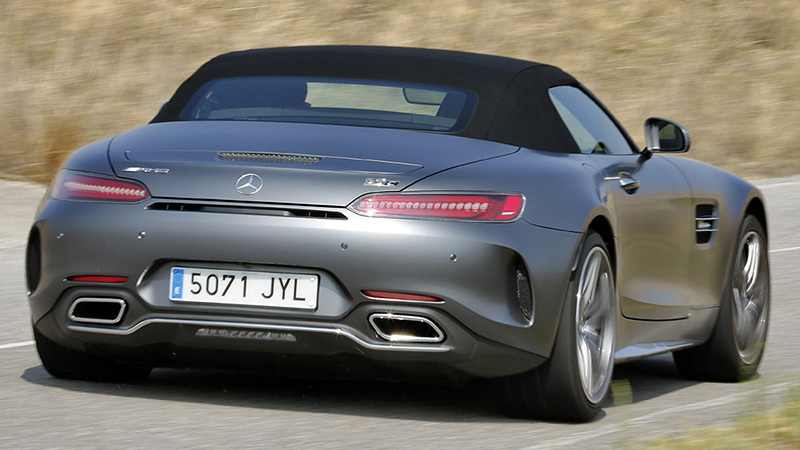 2017 Mercedes-Benz AMG GT Roadster Specs, Details and Review