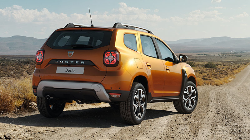 2018 Dacia Duster Overview