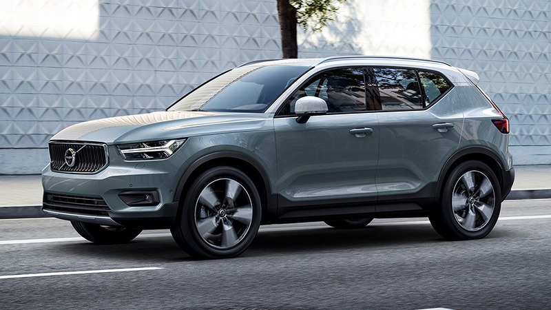 2018 Volvo XC40 Specs, Price and Details Information