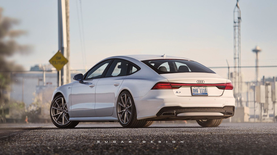 2019 Audi RS 7 - Up to 700 hp under the hood