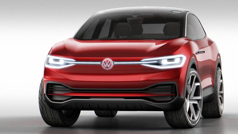 2020 Volkswagen ID CROZZ Overview