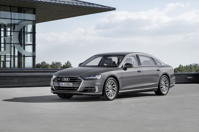 Audi A8, a step closer to autonomy for this fourth generation
